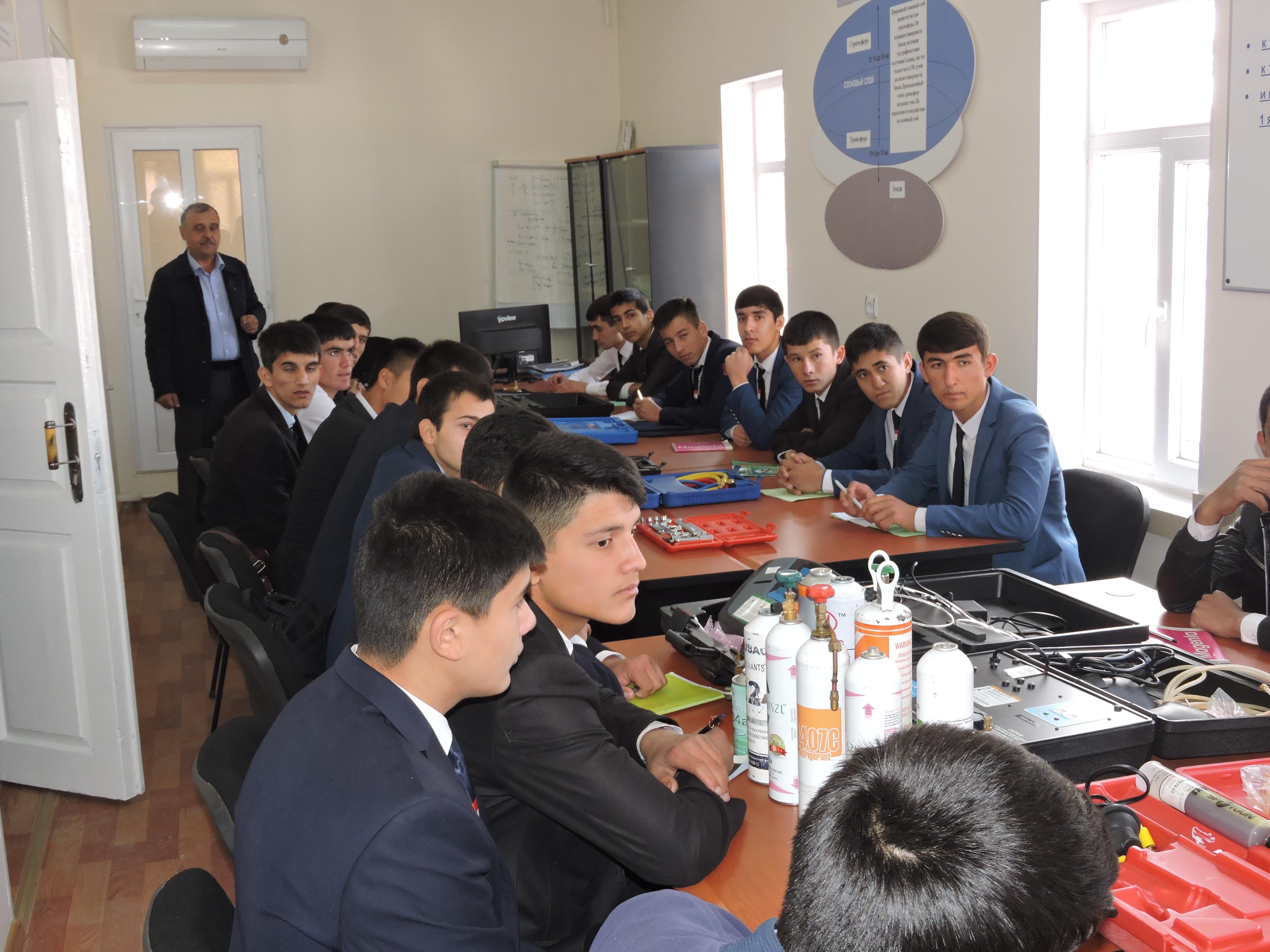 Тренинг Душанбе