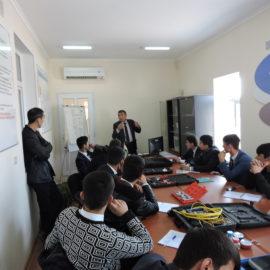Тренинг, Душанбе, Центр искусственного холода
